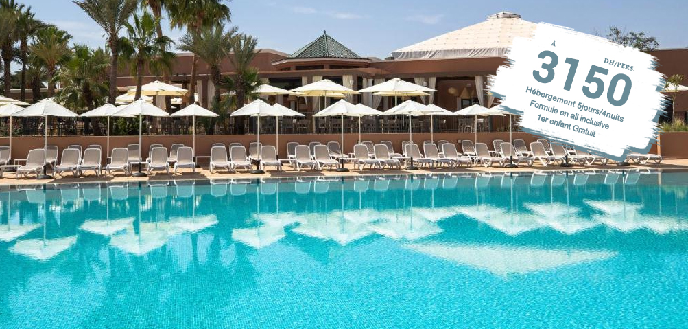 Aqua Mirage 4* <br> Marrakech