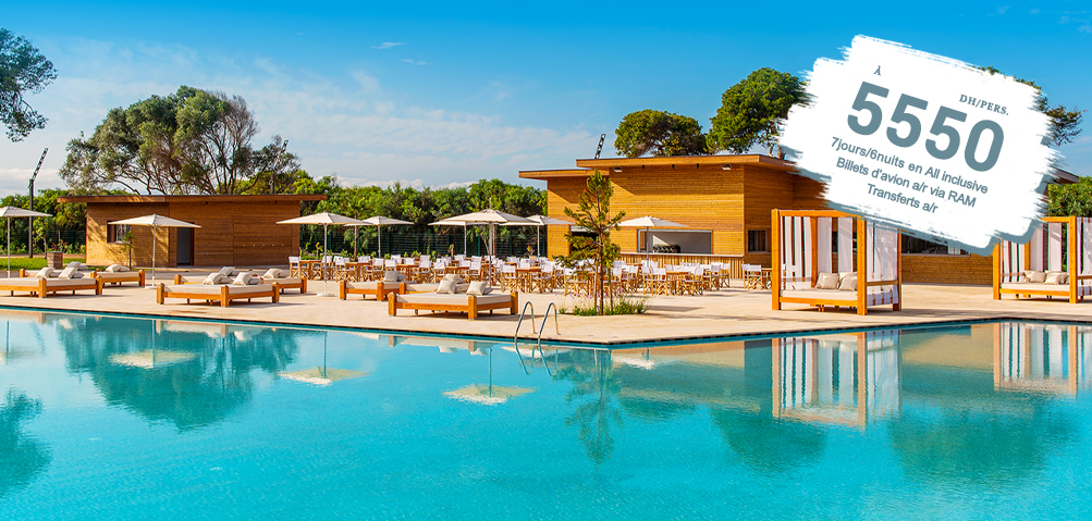 LAGOON MARCHICA RESORT - NADOR