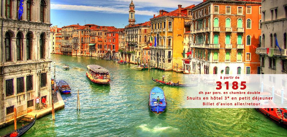 Venise 3*