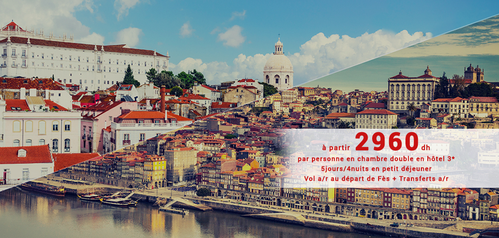 Lisbonne 3*
