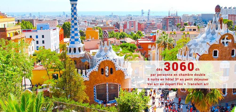 Barcelone 3*