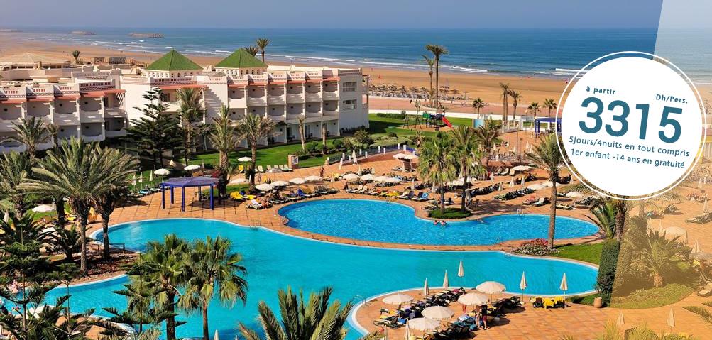Iberostar Founty 4*<br/>Agadir