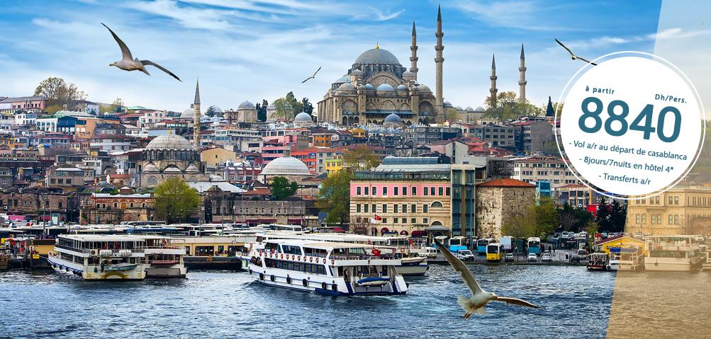 Istanbul 4*<br/>Turquie