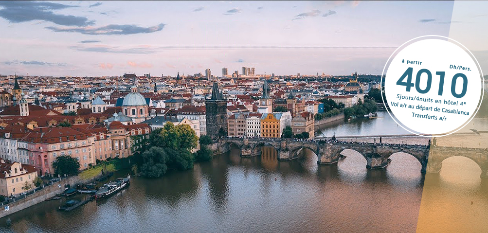 Prague 4*<br/>République Chèque